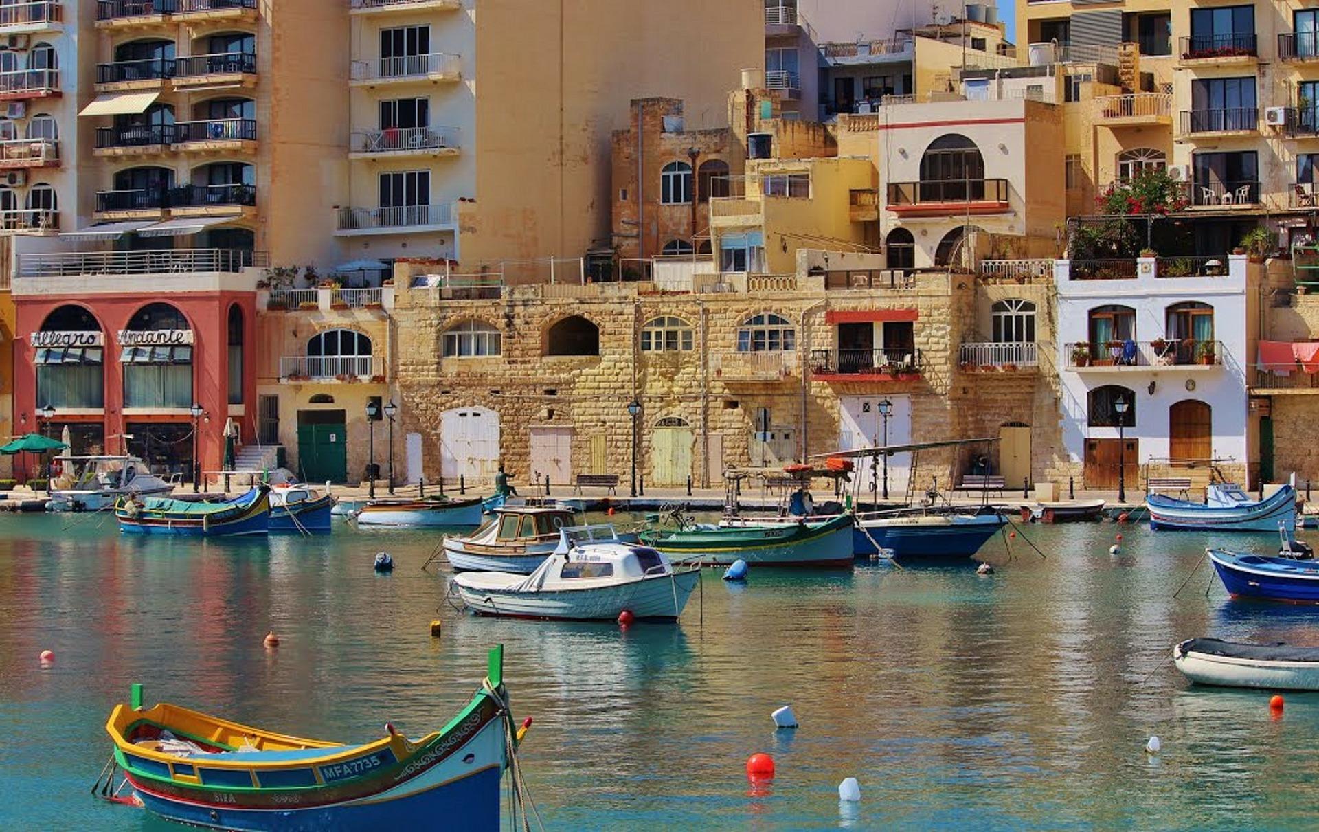 Programa de verano Malta