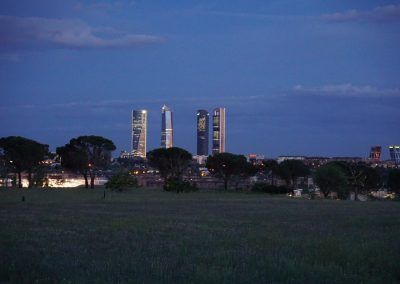 Las 4 Torres