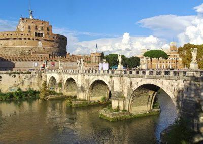 Roma-Castello-St-Angelo